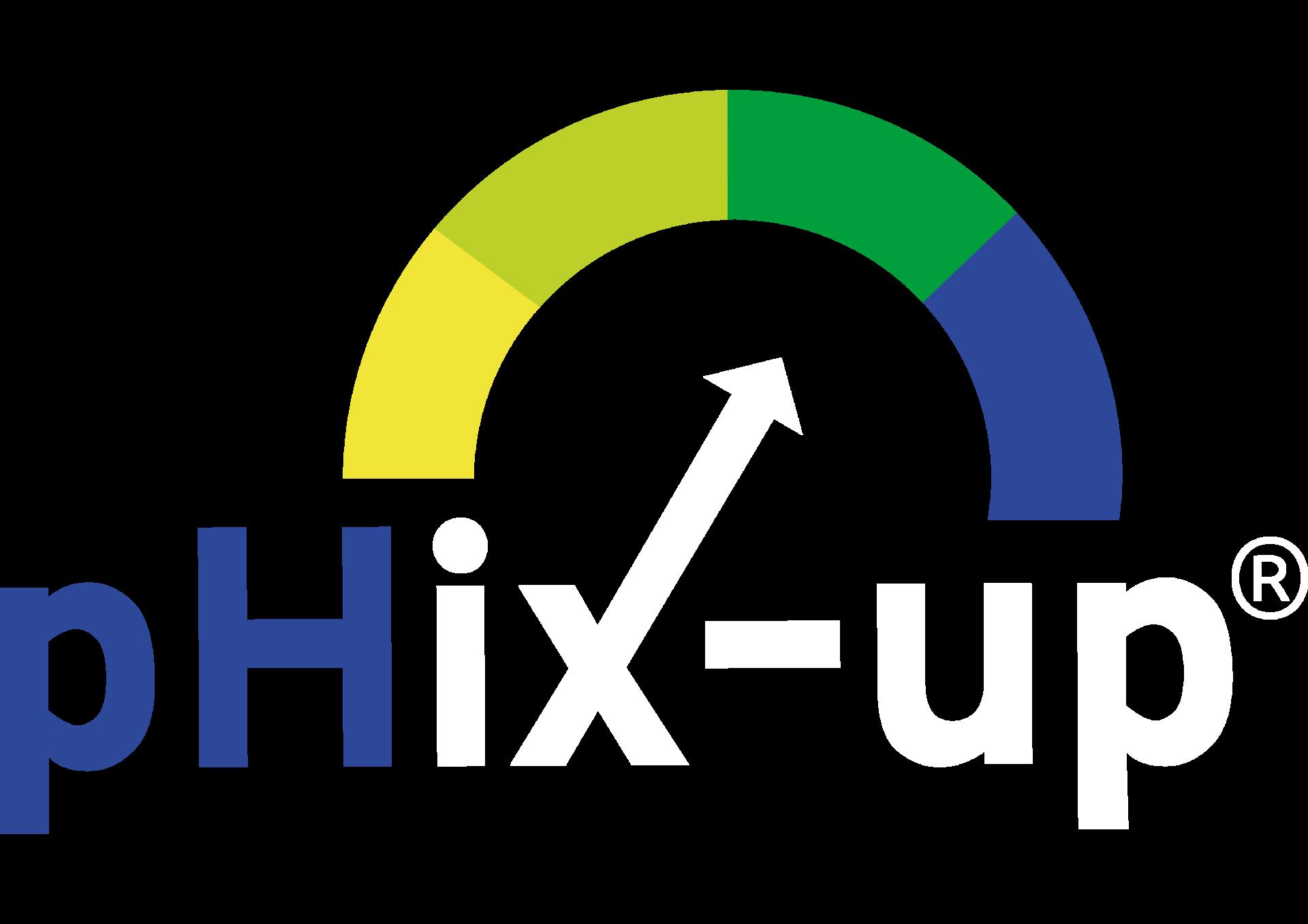 Logo pHix-up